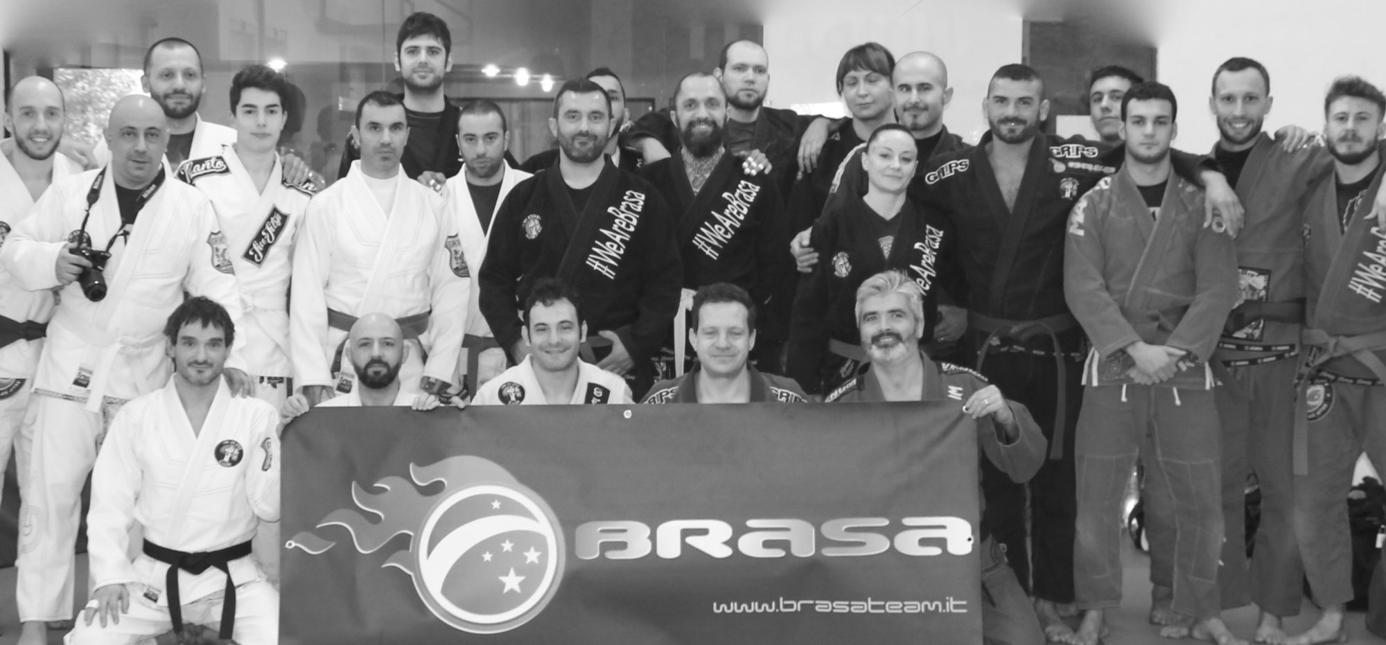 Brasa Team Italy